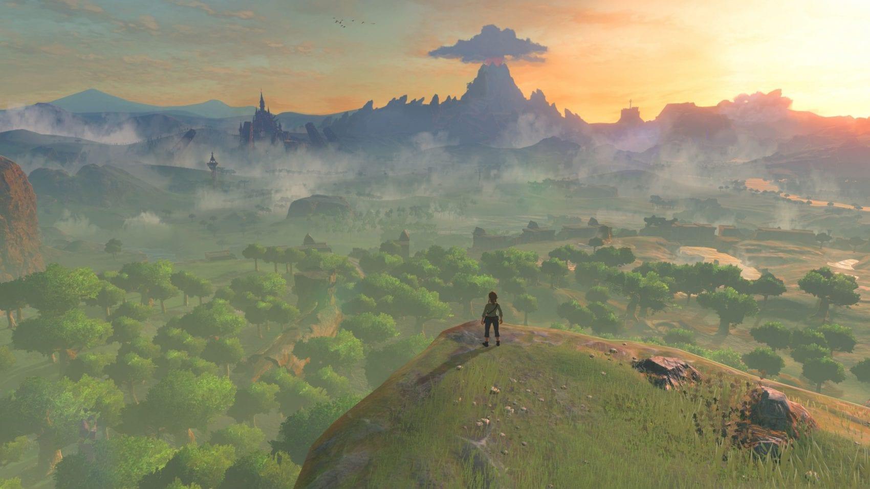 TRAILER – The Legend of Zelda: Breath of the Wild