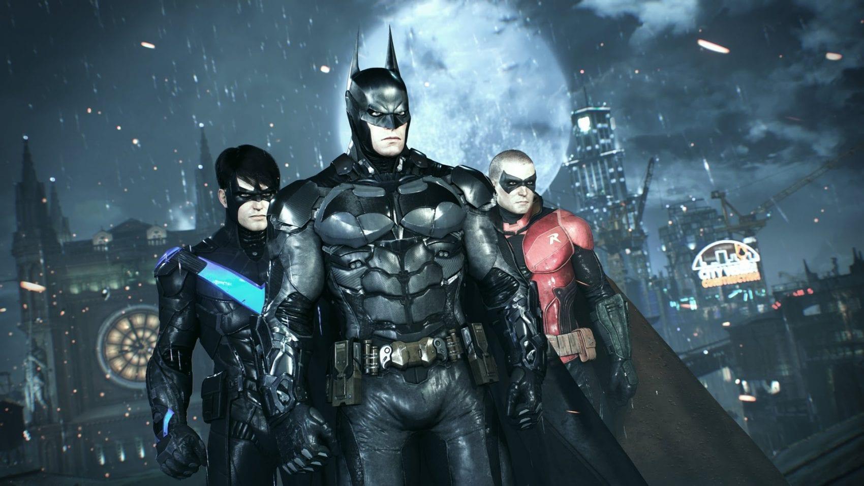 NEWS – Batman Arkham: Insurgery