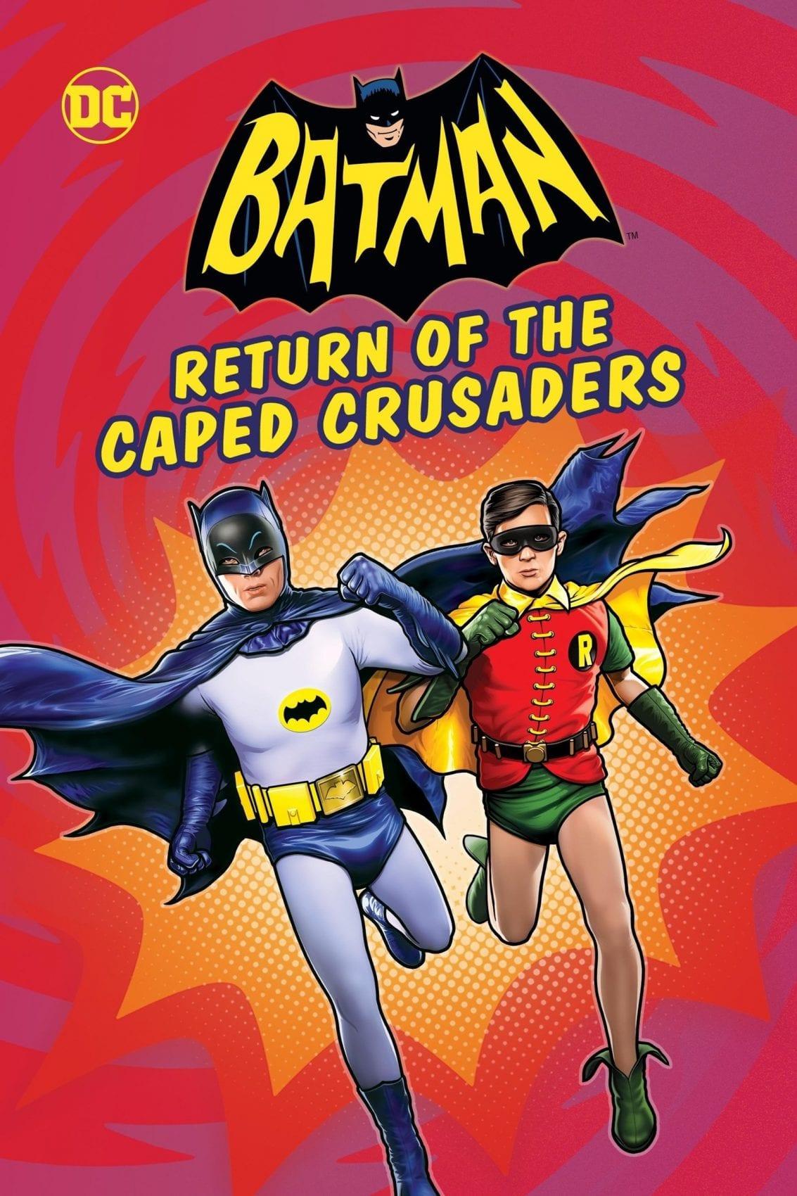 REVIEW – Batman: Return of the Caped Crusaders