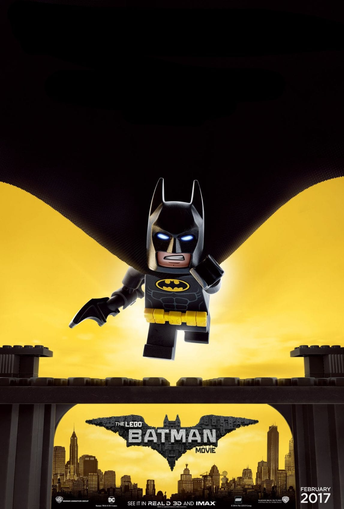 REVIEW – Lego Batman, le film
