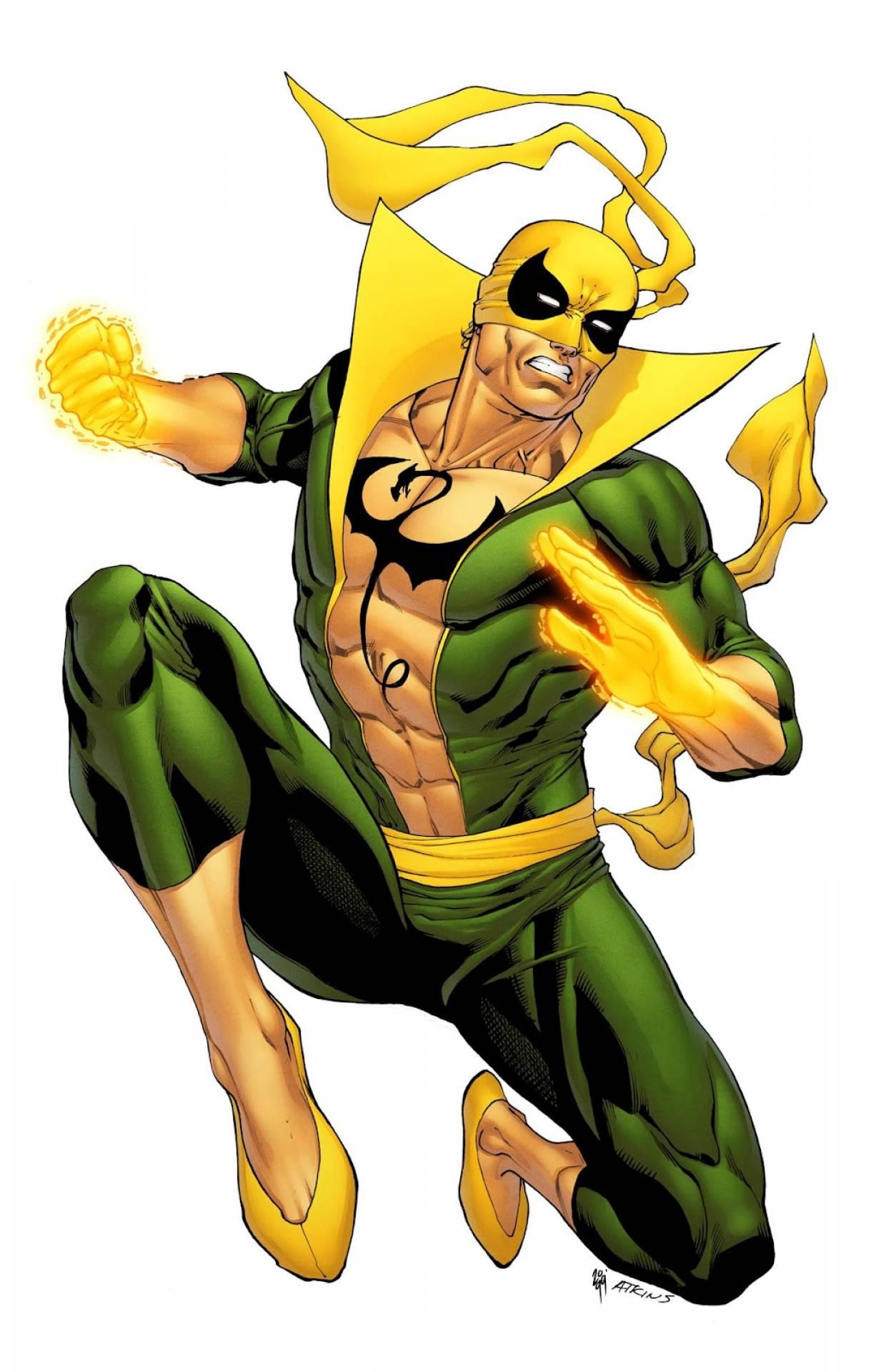 Iron Fist Review My Geek Actu Comics