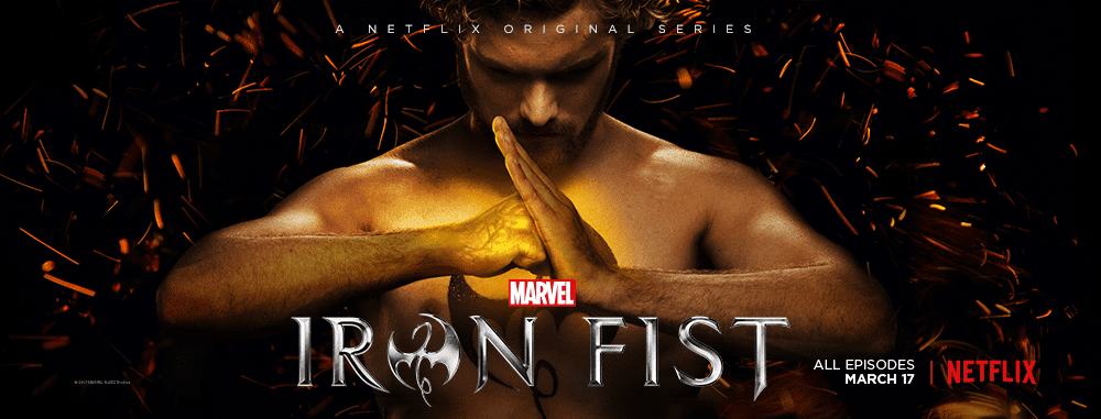 REVIEW – Iron Fist