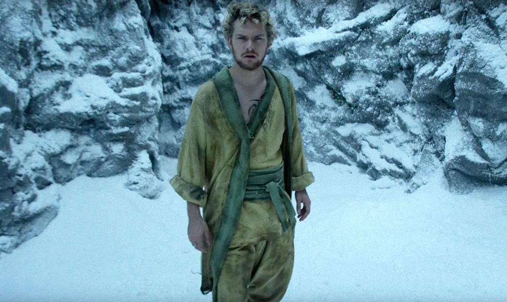 Iron Fist Review My Geek Actu Danny Rand
