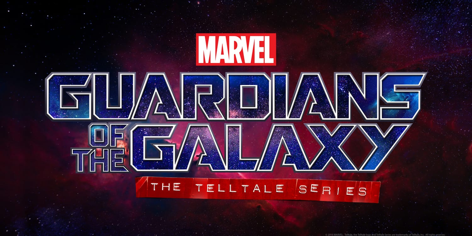 NEWS – Guardians of the Galaxy : The Telltale Serie