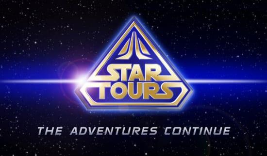 EVENT –  Star Tours 2 : L'aventure continue