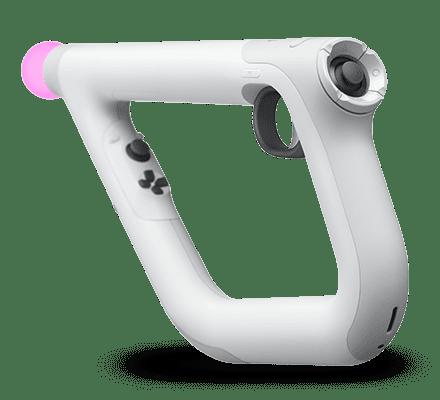 Farpoint News My Geek Actu Manette de visée PS VR