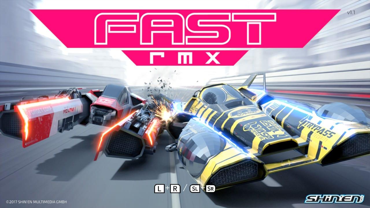 TEST – Fast RMX