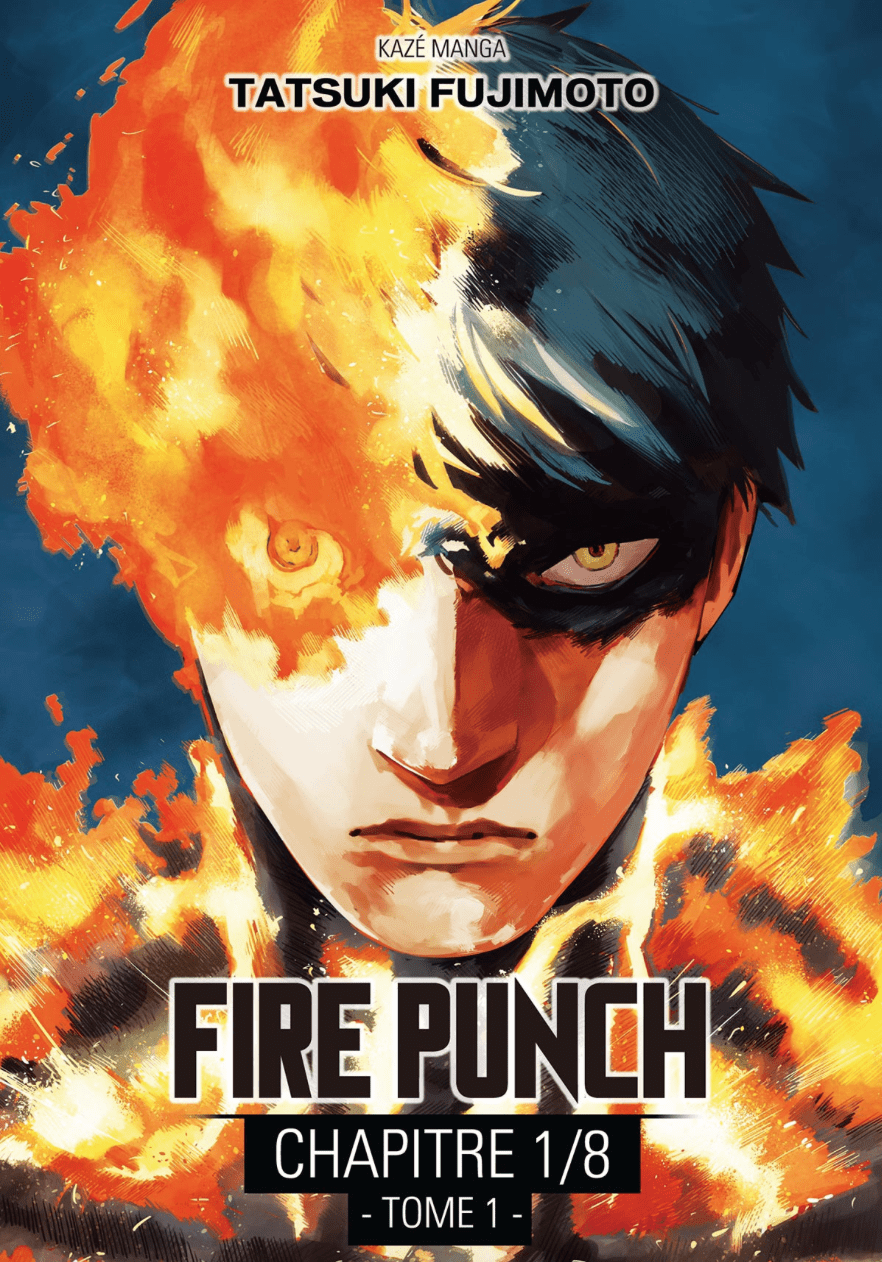 REVIEW – Fire Punch (tome 1)