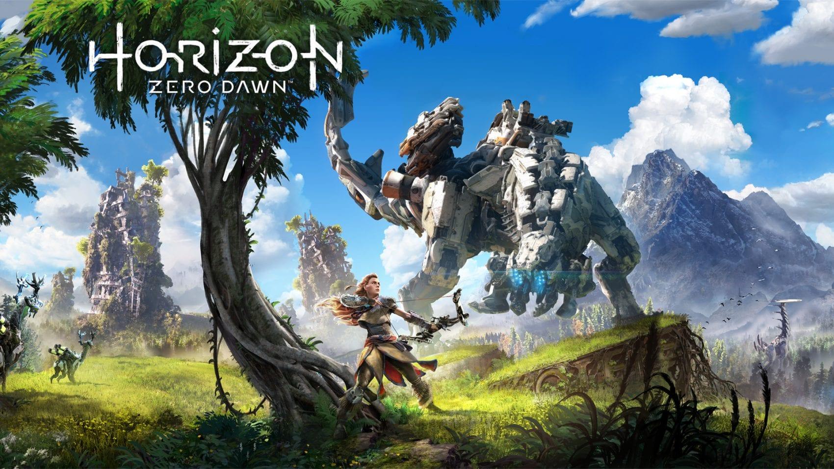 TEST – Horizon Zero Dawn