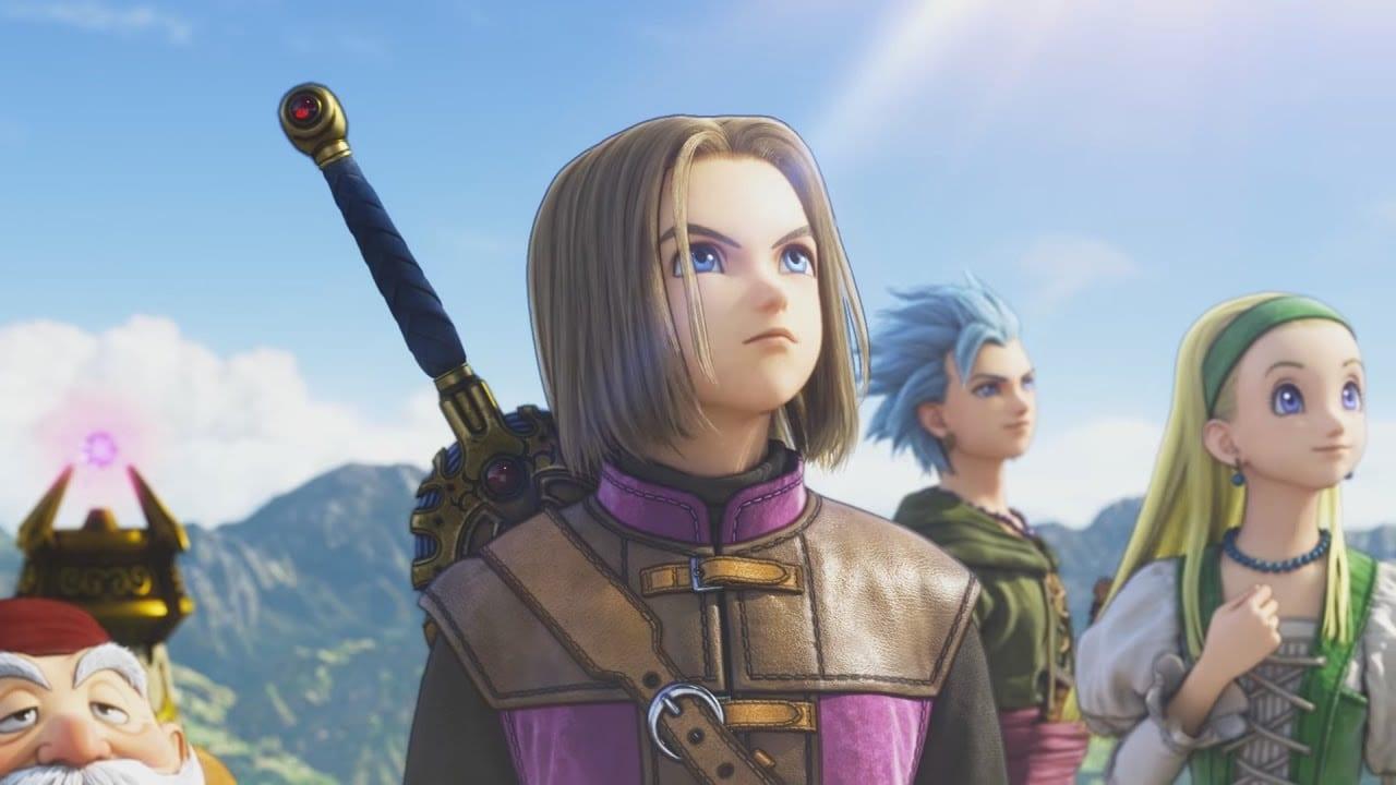 NEWS – Dragon Quest XI
