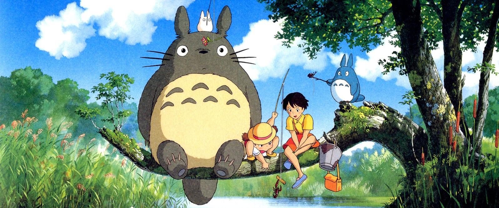 TOP 10 films geek My Geek Actu Mon Voisin Totoro