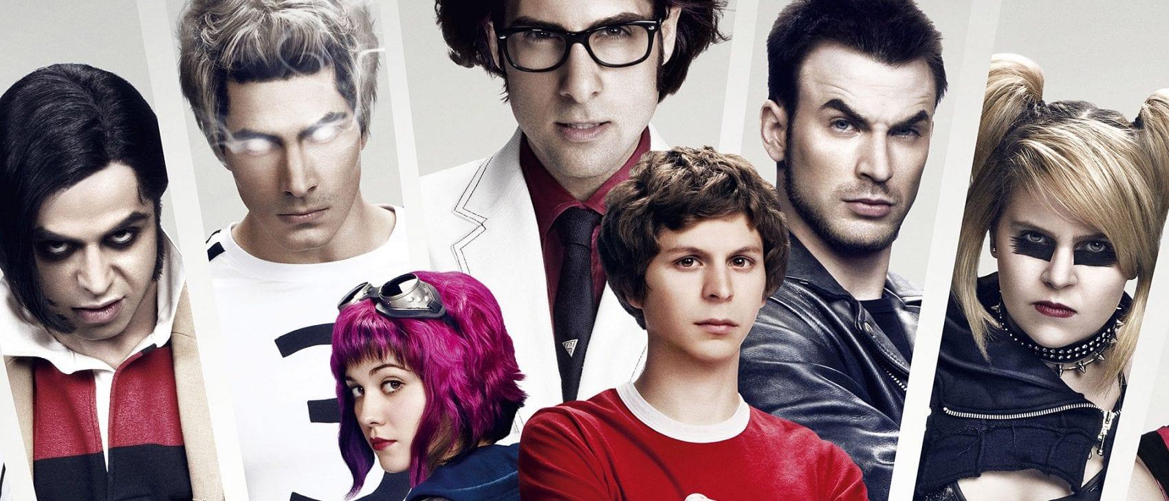 TOP 10 films geek My Geek Actu Scott Pilgrim vs the world