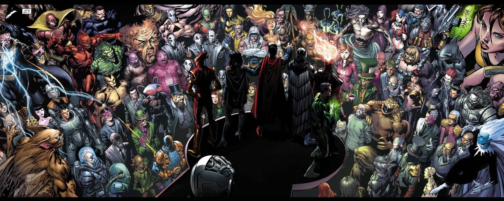 Top 10 Méchants DC Comics My Geek Actu 1