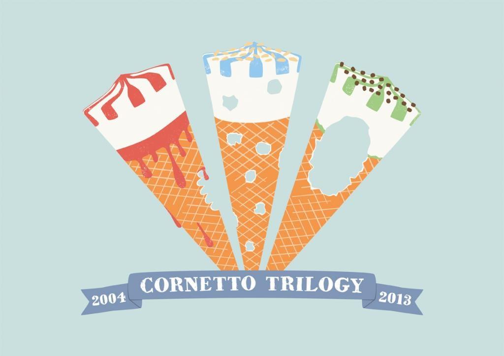 REVIEW – La trilogie Cornetto (partie 1)