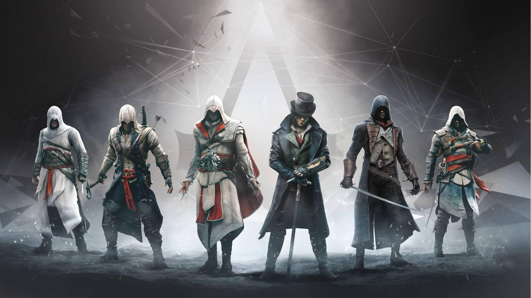 Assassin's Creed Origins Empire My Geek Actu Cover