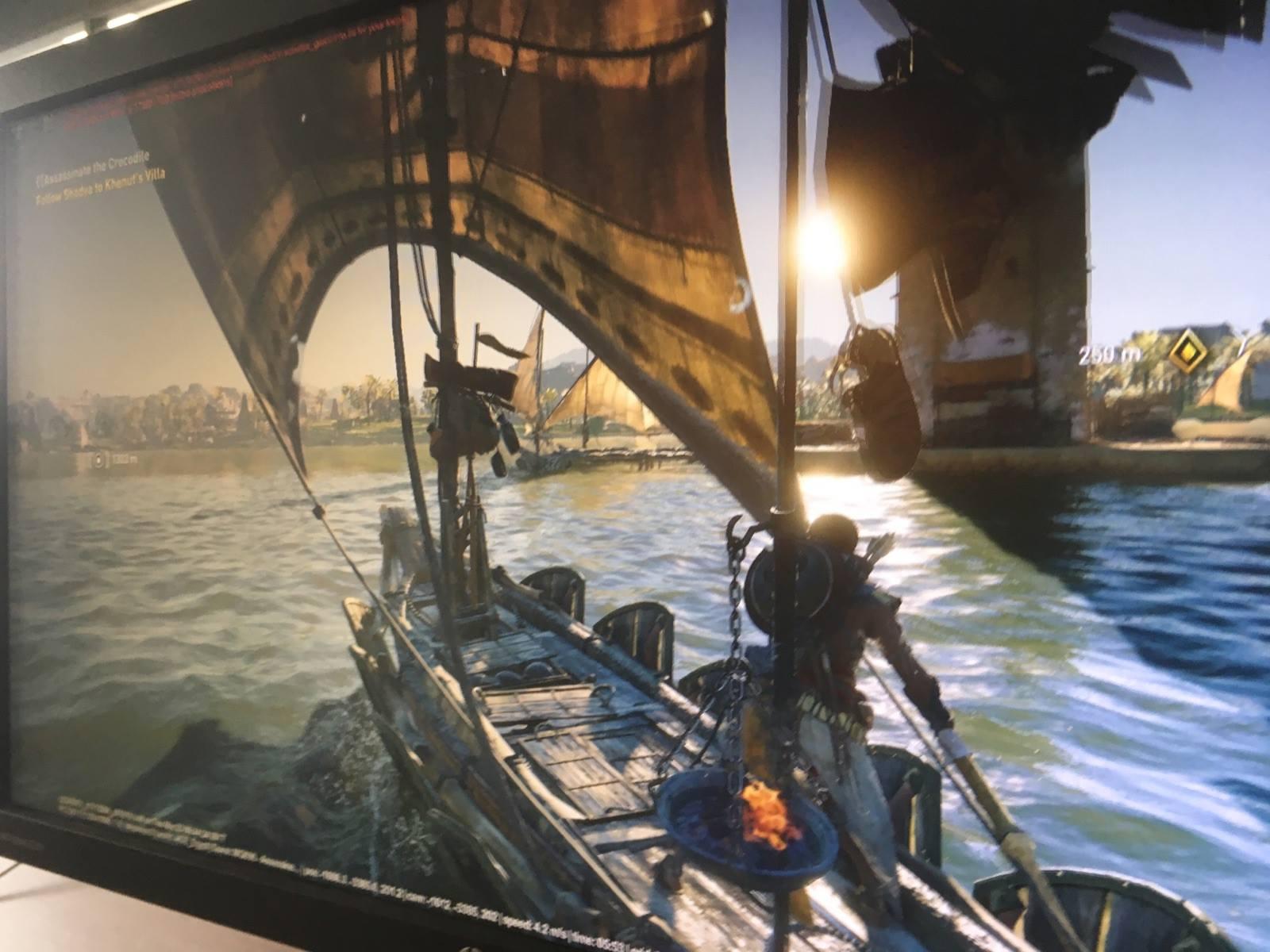 Assassin's Creed Origins Empire News My Geek Actu