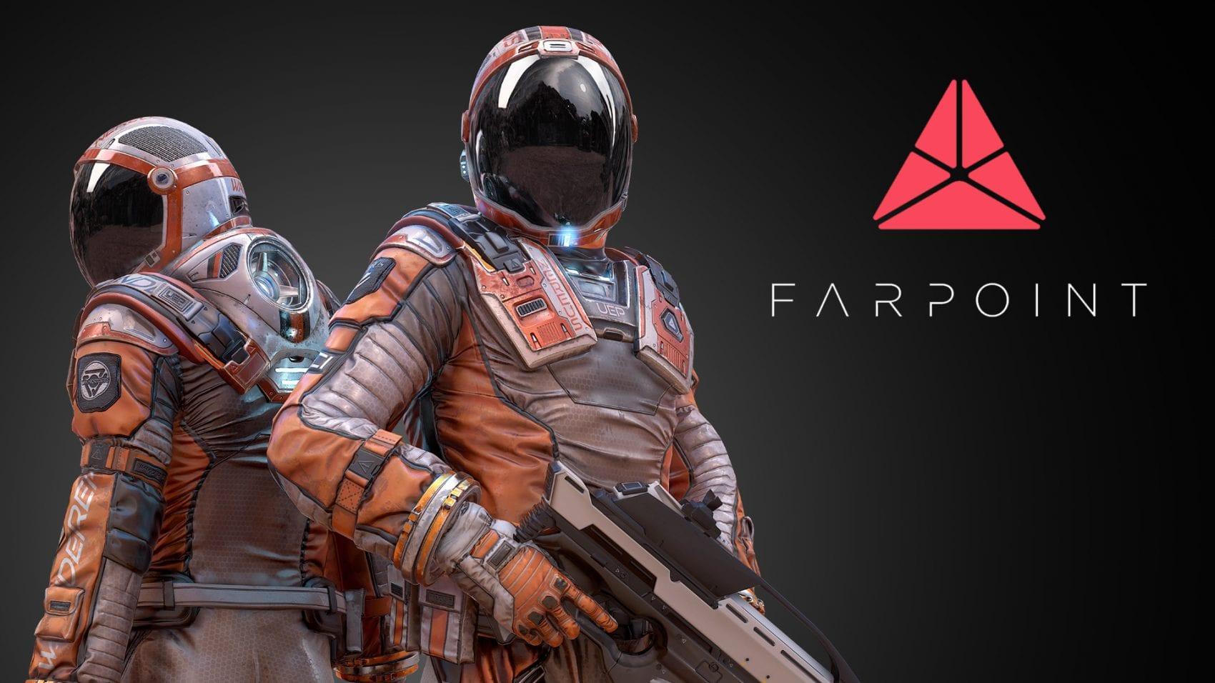 TEST – Farpoint VR