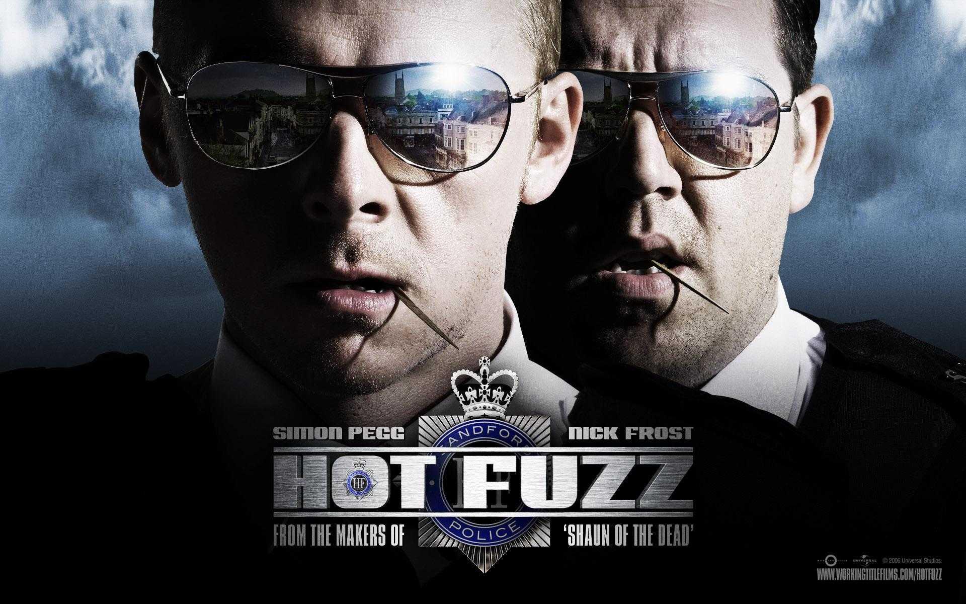 Hot Fuzz My Geek Actu