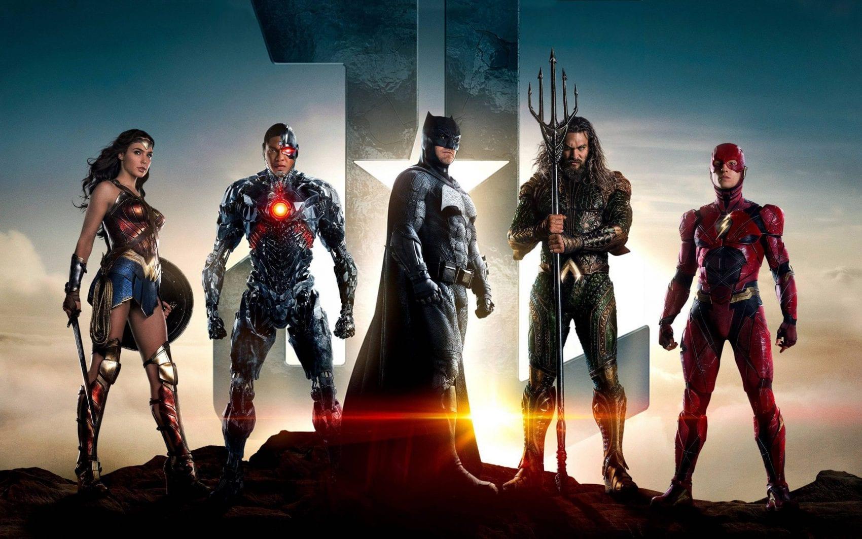 Justice League News My Geek Actu Cover