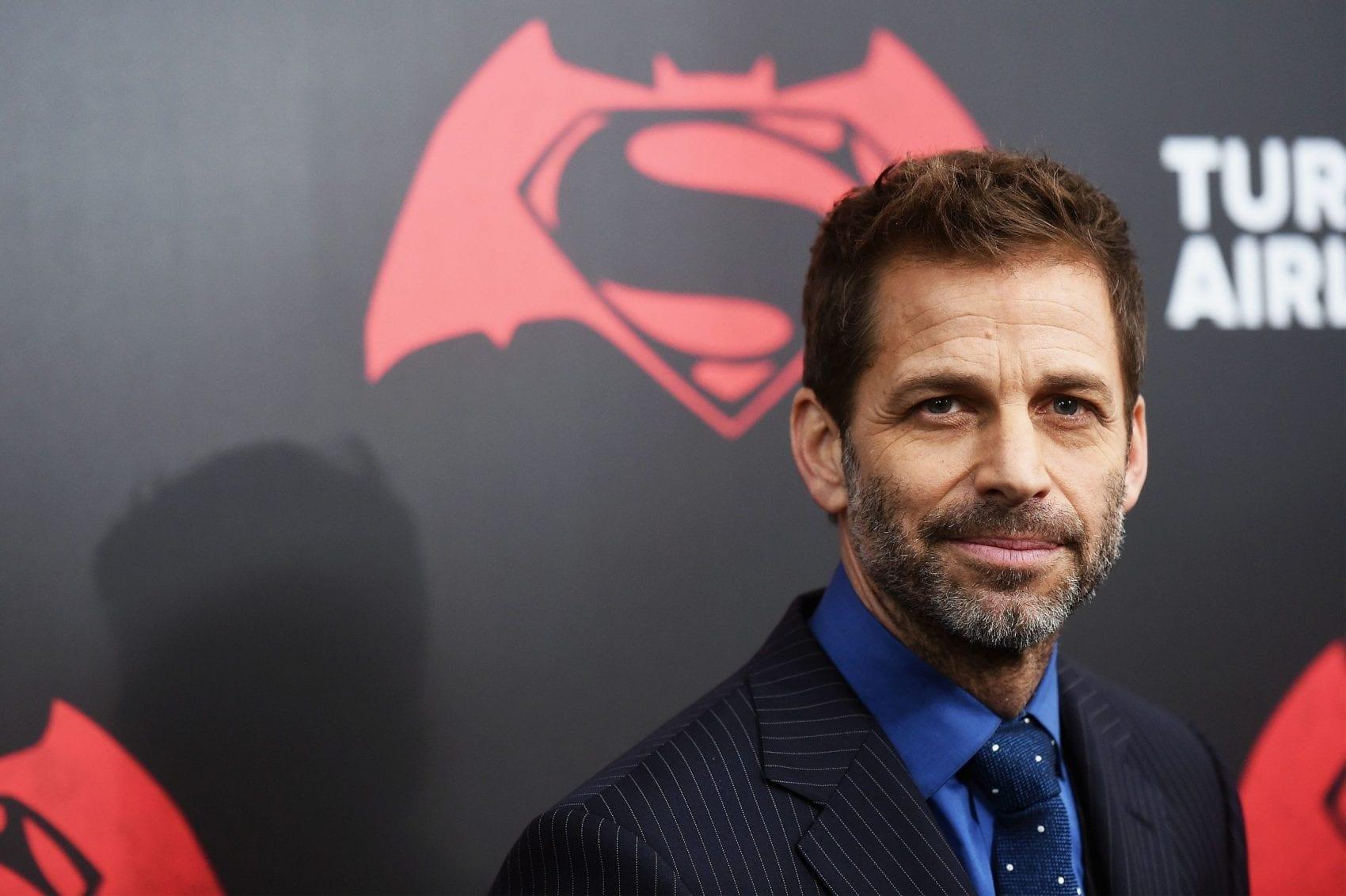Justice League News My Geek Actu Zack Snyder