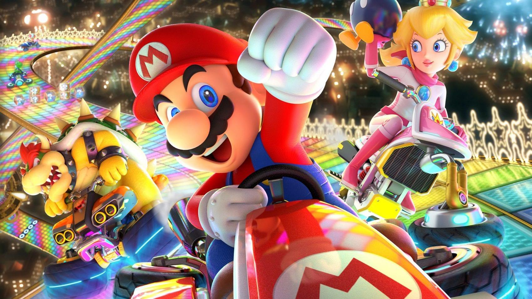 TEST – Mario Kart 8 Deluxe