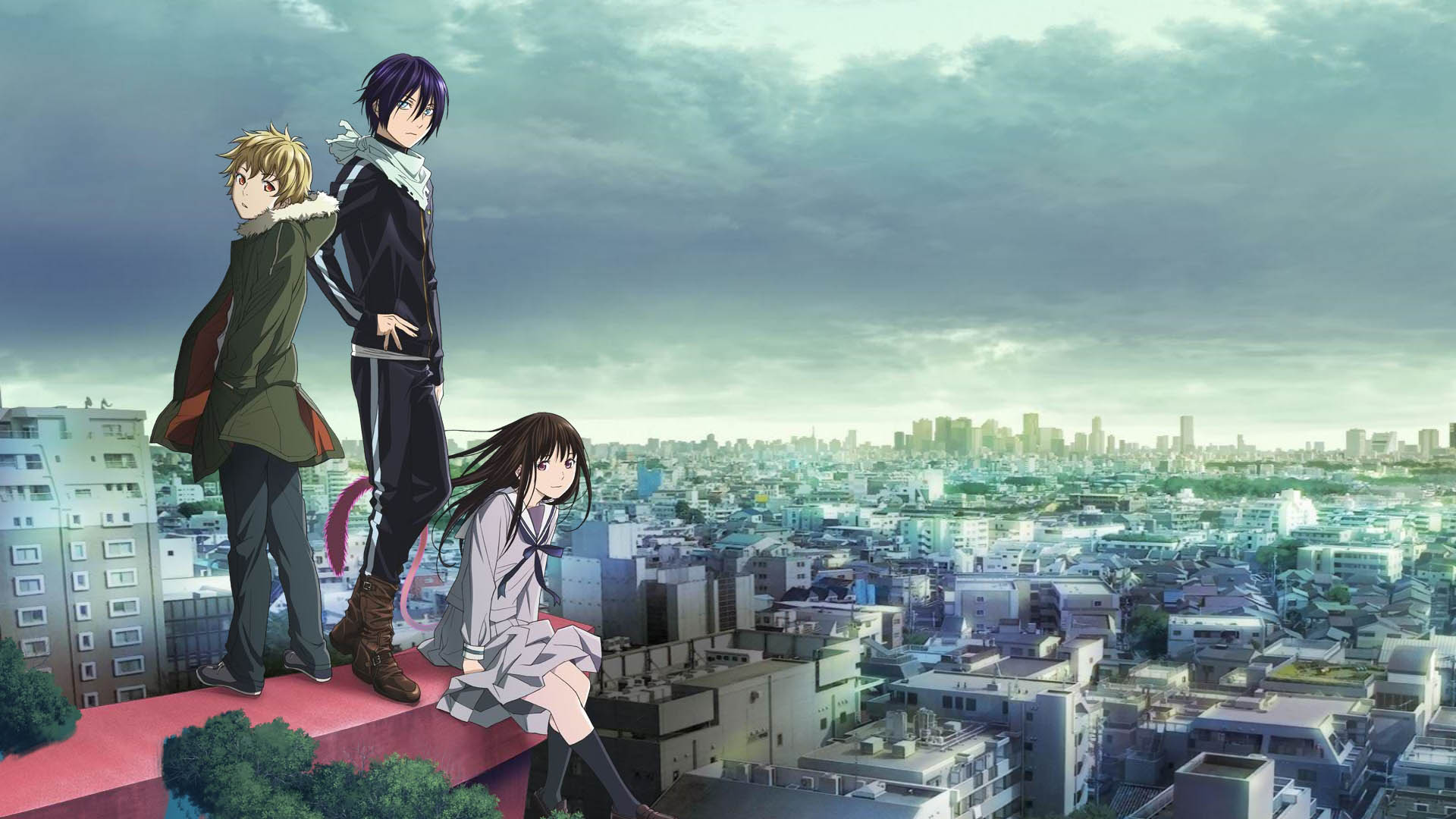 Noragami Review My Geek Actu Anime