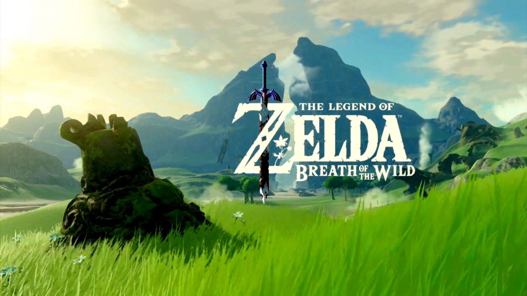 NEWS – The Legend of Zelda: Breath of the Wild