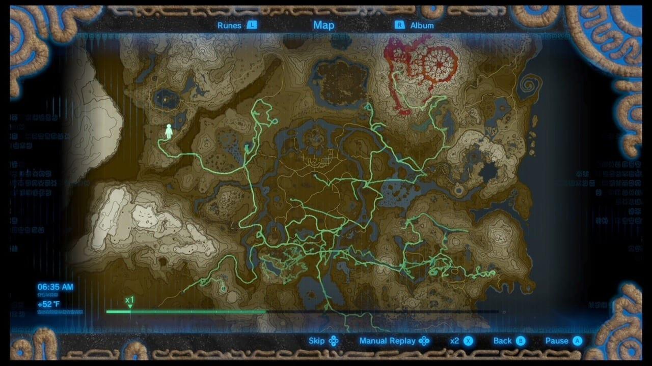 The Legend of Zelda Breath of the Wild News DLC 1 My Geek Actu Path of the Hero