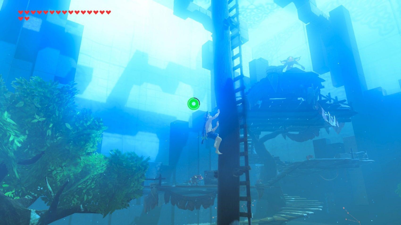 The Legend of Zelda Breath of the Wild News DLC 1 My Geek Actu Trail of the sword