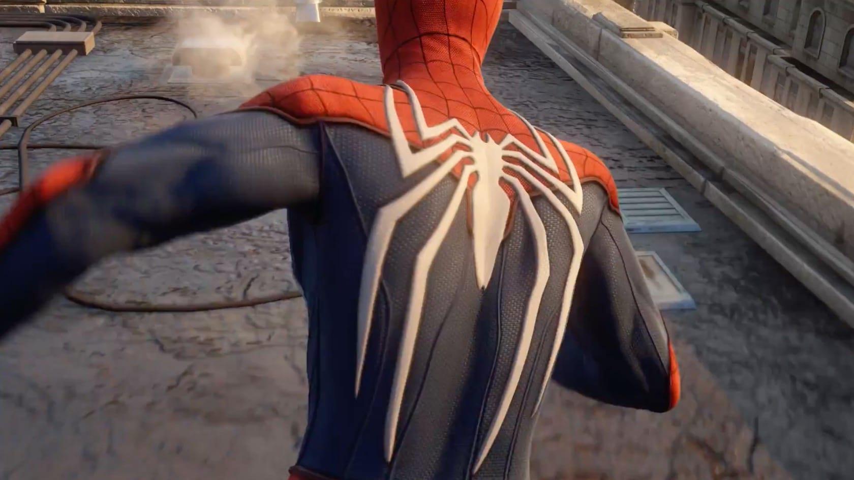 Marvel's Spider-Man News E3 My Geek Actu Running