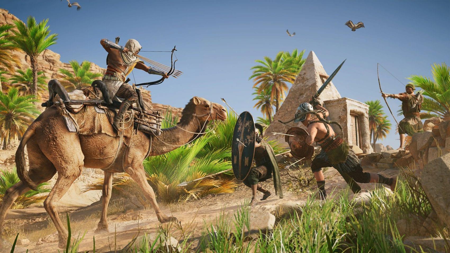 Origins News Trailer E3 My Geek Actu Arc