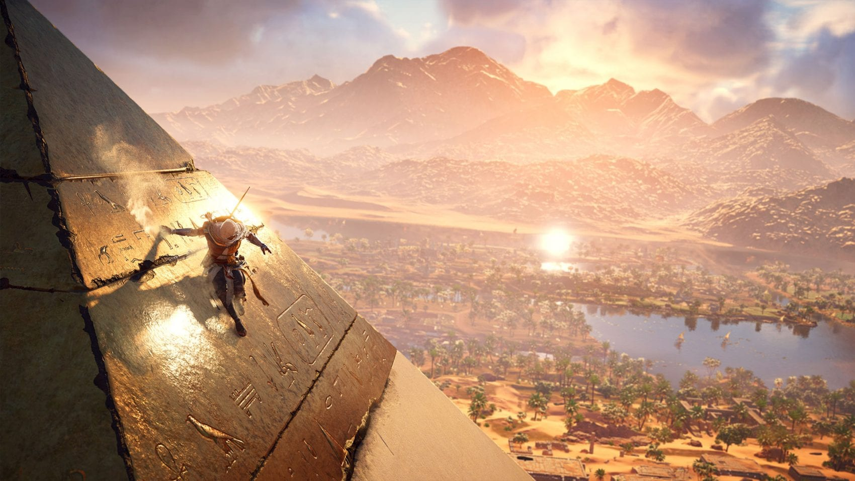 E3 – Assassin's Creed Origins