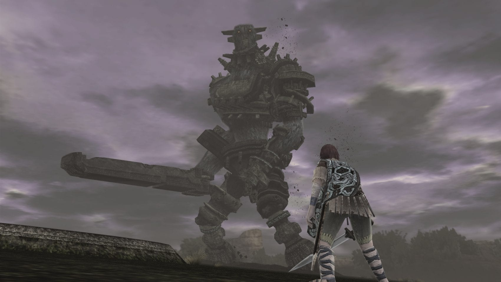 Shadow of the Colossus News E3 My Geek Actu