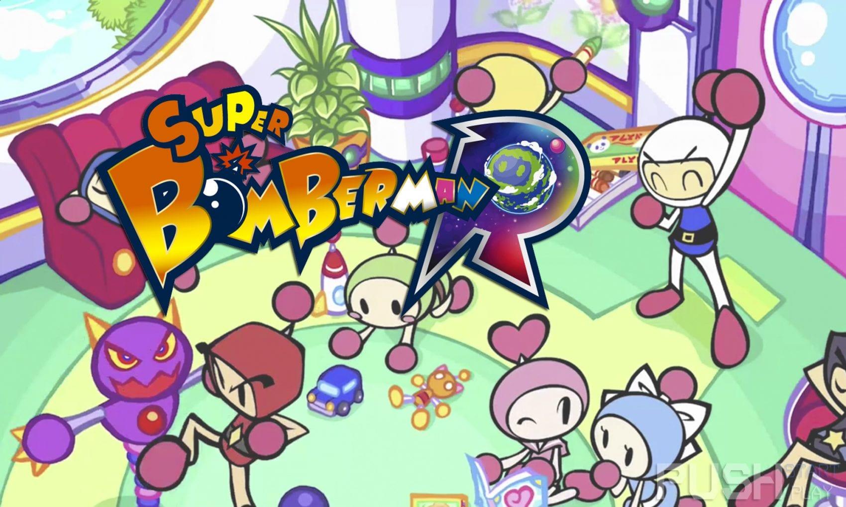 Super Bomberman R Test My Geek Actu Cinematique