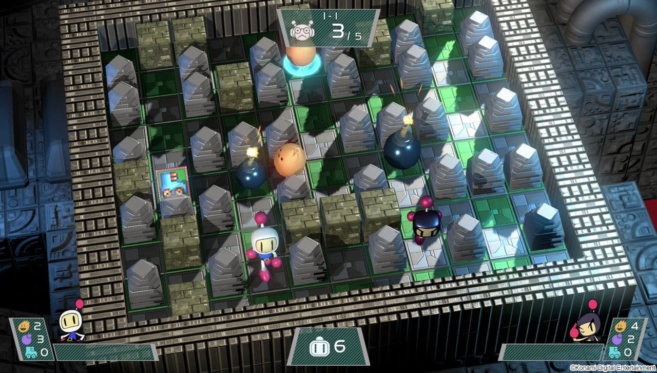 Super Bomberman R Test My Geek Actu Coop