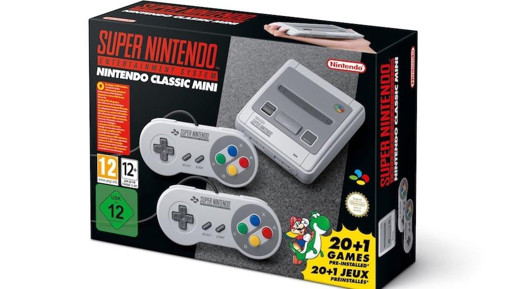 NEWS – Super Nintendo Mini