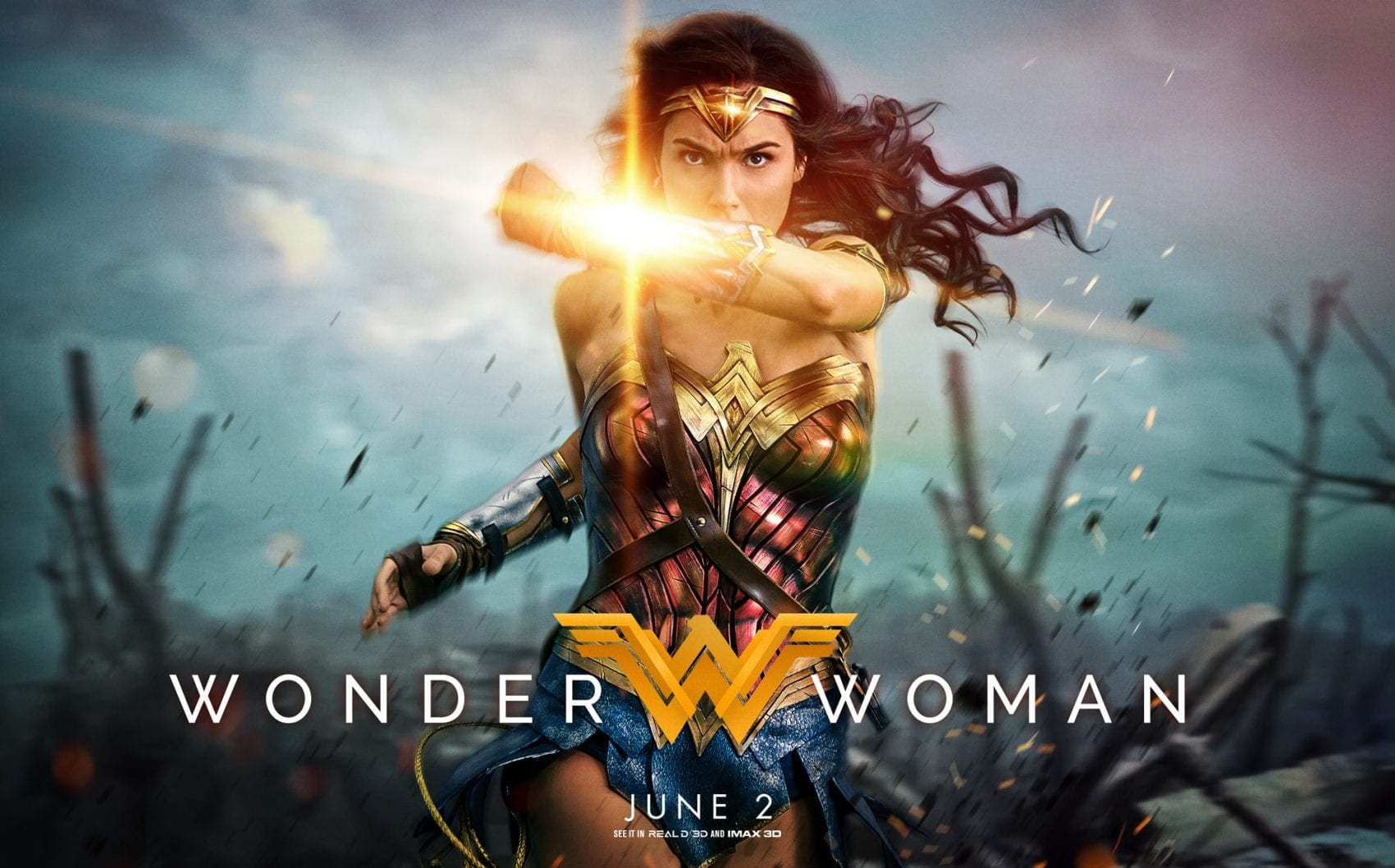 REVIEW – Wonder Woman