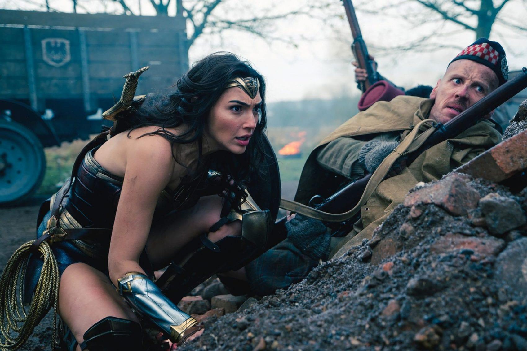 Wonder Woman Review My Geek Actu Guerre