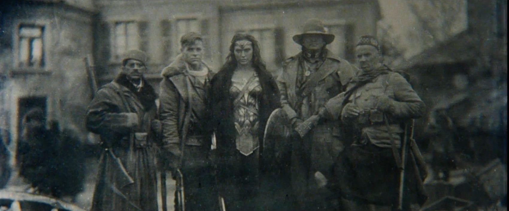 Wonder Woman Review My Geek Actu Photo