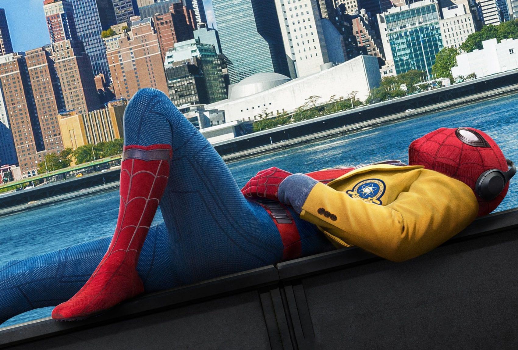 5 BONNES RAISONS – d'aller voir Spiderman : Homecoming