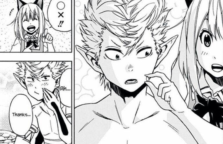 Pochi & Kuro VF Manga Review My Geek Actu 1