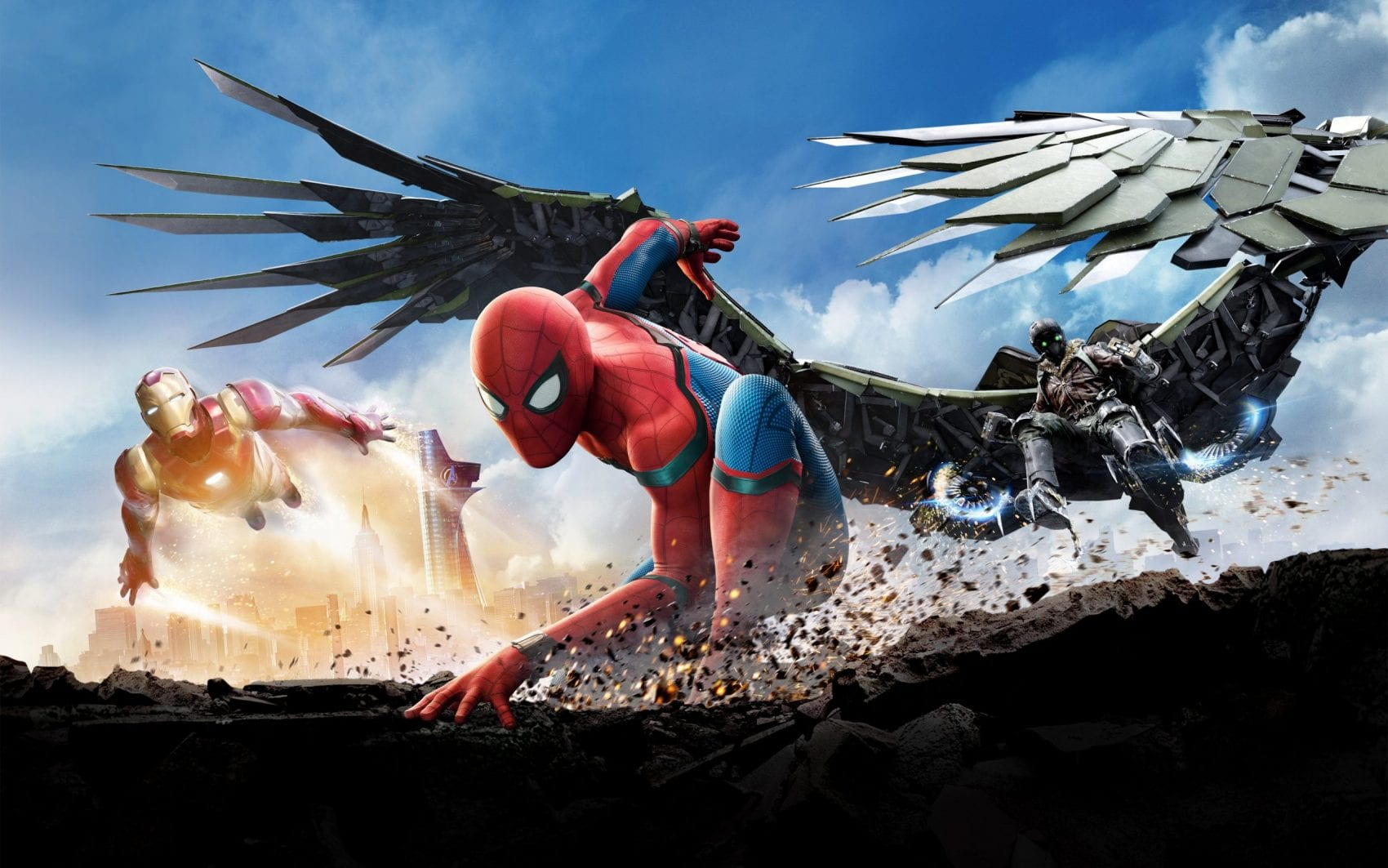 REVIEW – Spider-Man: Homecoming