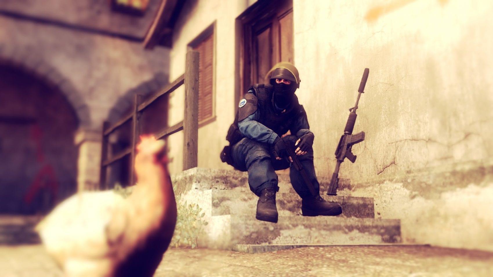 5 BONNES RAISONS – de jouer à Counter-Strike : Global Offensive