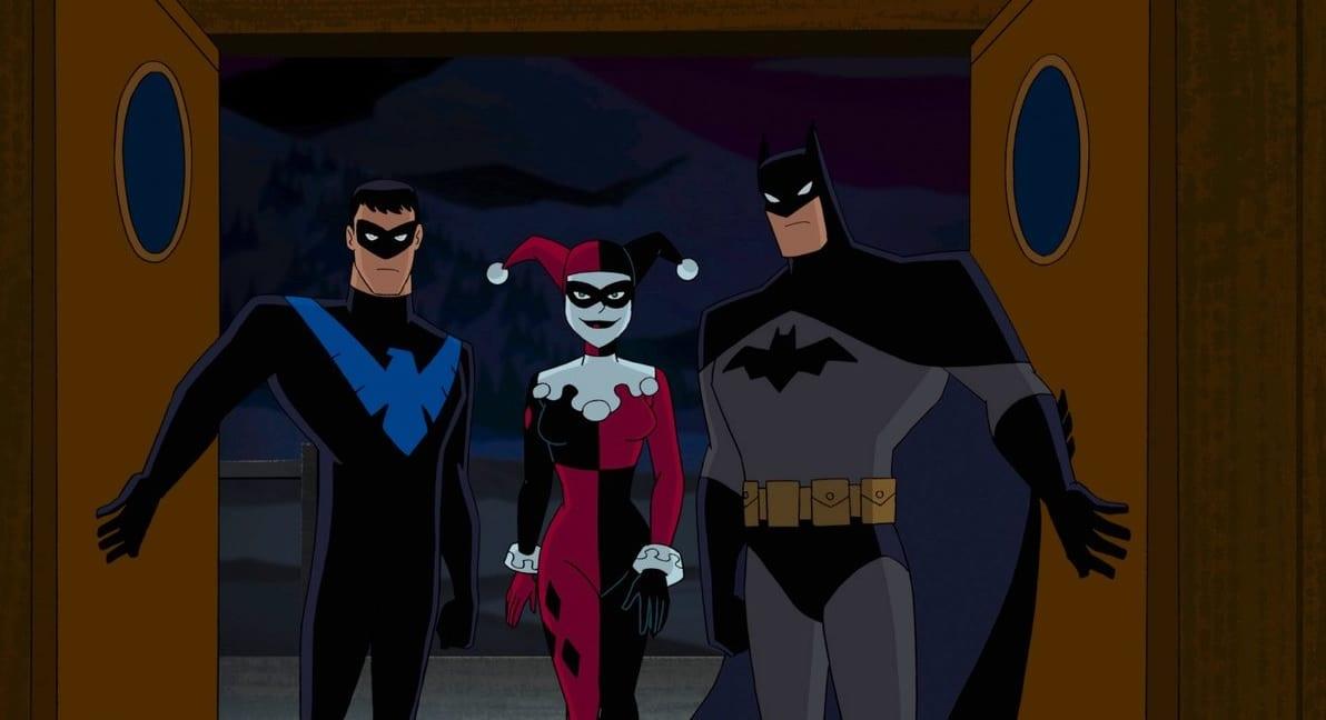 Batman & Harley Quinn Review My Geek Actu Bar