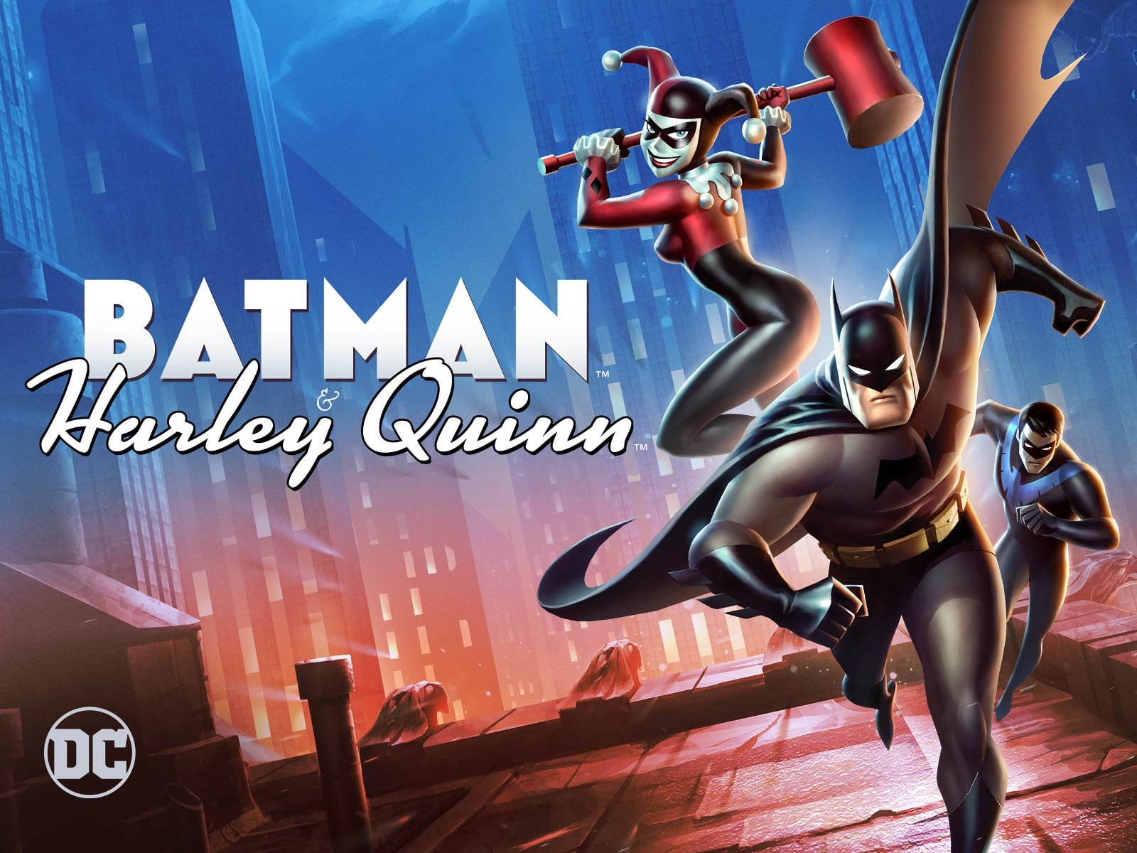 REVIEW – Batman & Harley Quinn