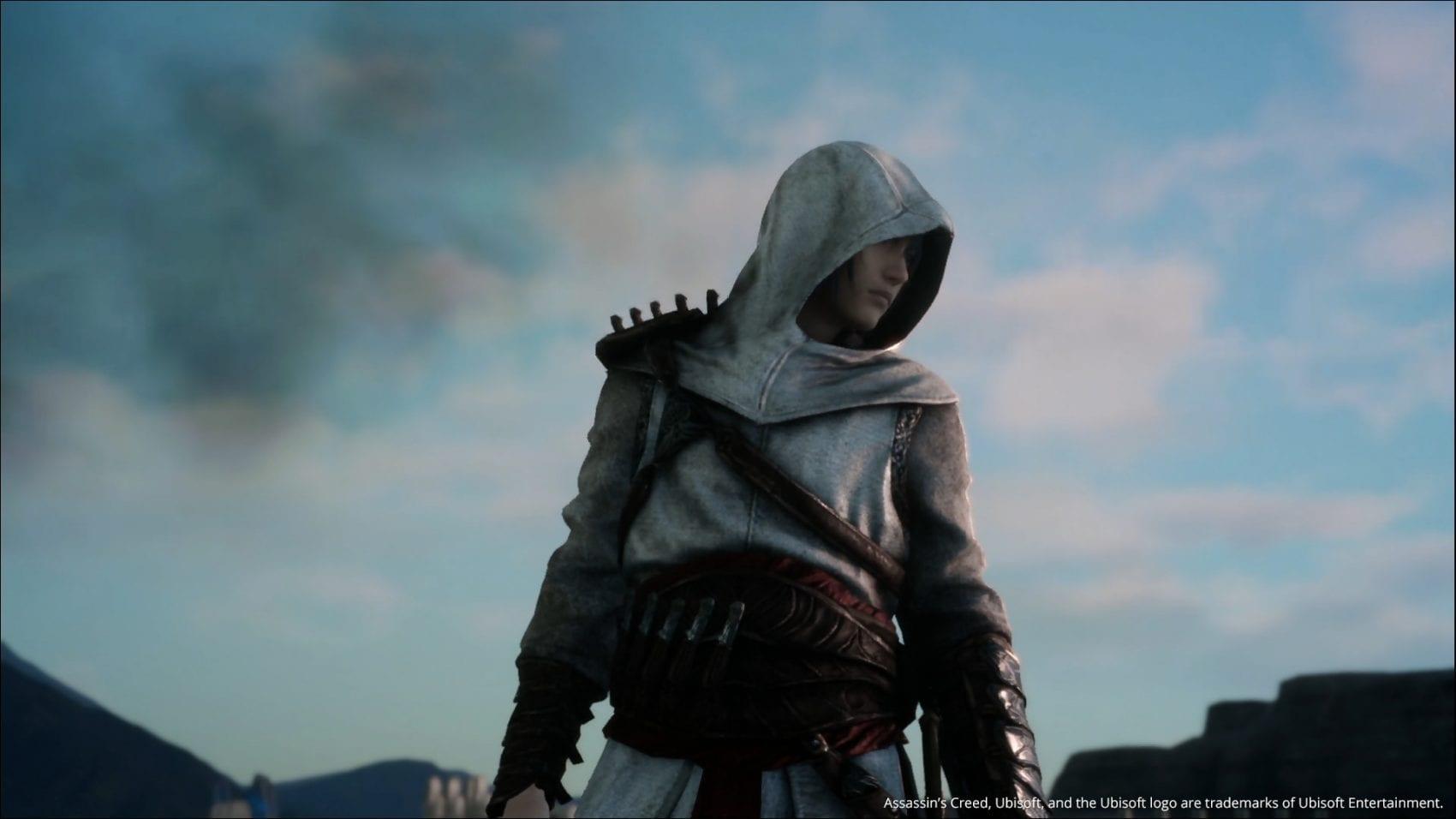 Final Fantasy XV Assassin's Creed Assassin Festival Noctis