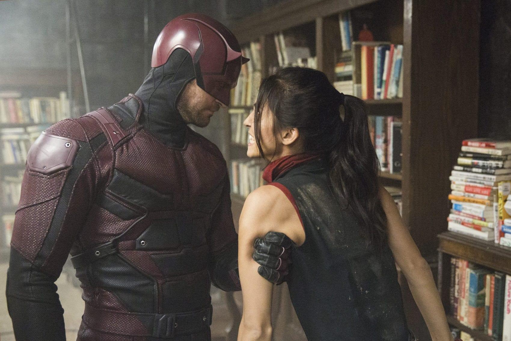 Marvel's The Defenders Review My Geek Actu Elektra