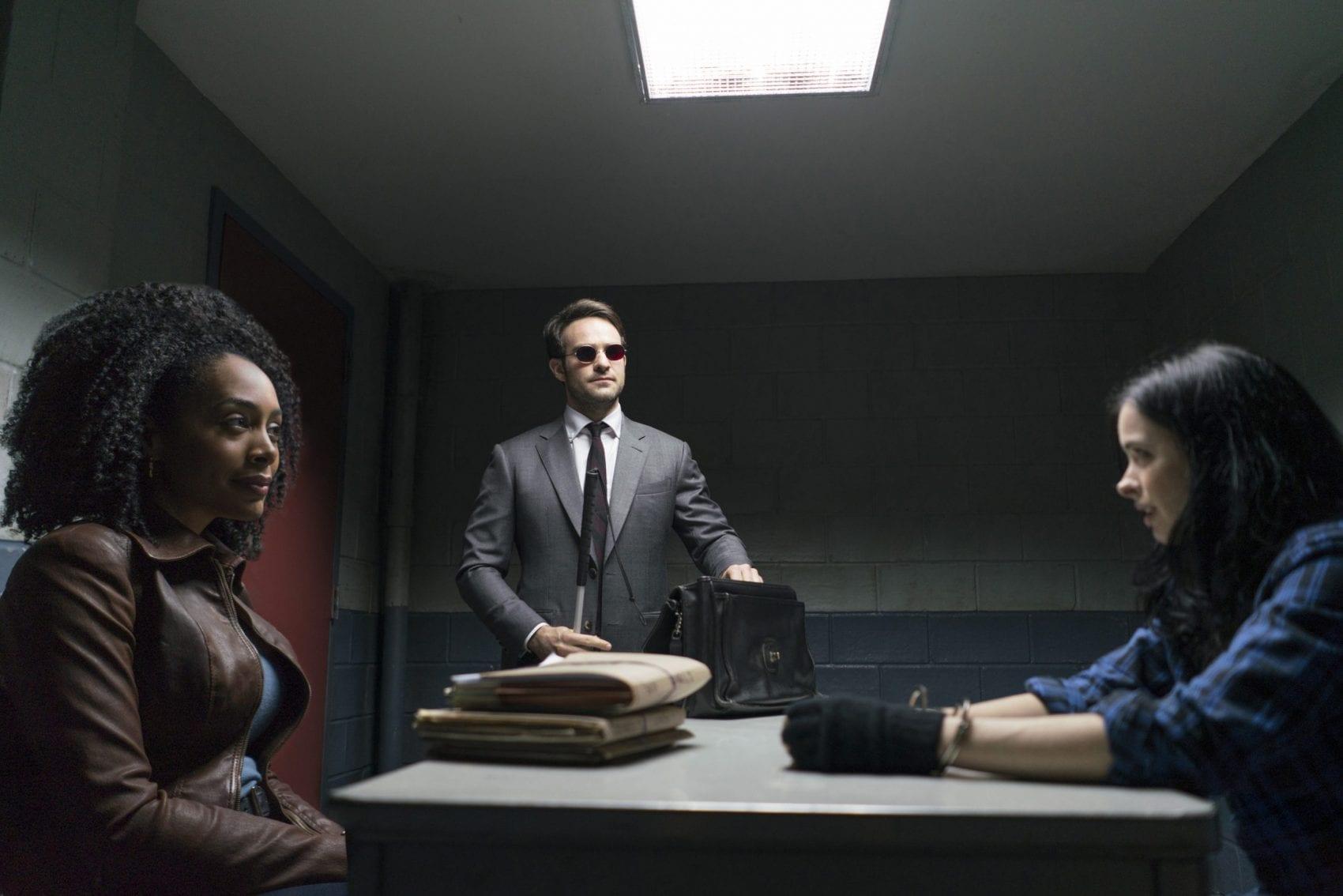 Marvel's The Defenders Review My Geek Actu Matt
