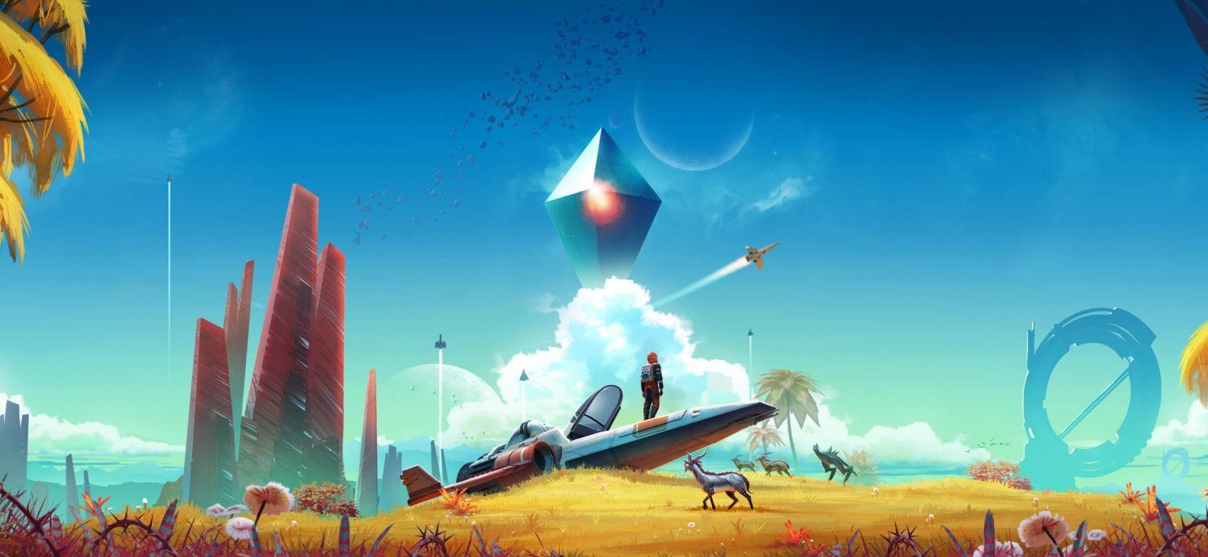 TEST – No Man's Sky : Atlas Rises