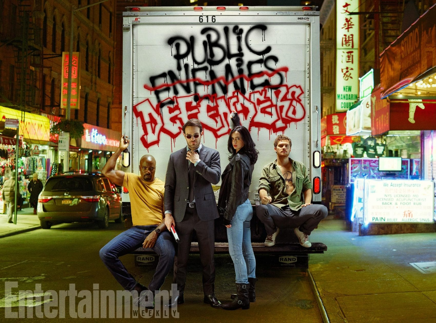NEWS – The Defenders